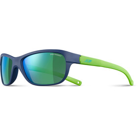 Julbo Junior 6-10Y Player L Spectron 3CF Sunglasses Blue/Green-Multilayer Green